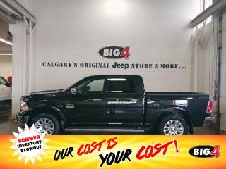 Used 2016 RAM 1500 Longhorn for sale in Calgary, AB