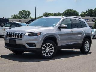 Used 2019 Jeep Cherokee NORTH 4X4 for sale in Simcoe, ON