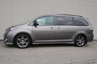Used 2014 Toyota Sienna SE 8-Passenger for sale in Vancouver, BC