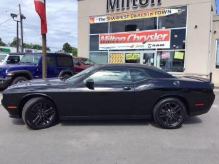 Used 2019 Dodge Challenger SXT AWD for sale in Milton, ON
