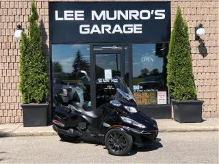 Used 2014 Can-Am Spyder RT-S for sale in Paris, ON