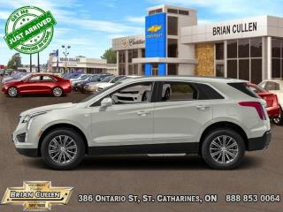Used 2018 Cadillac XT5 Luxury AWD for sale in St Catharines, ON