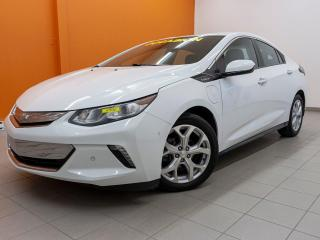 Used 2016 Chevrolet Volt LTZ CUIR *SIEGES CHAUF* CAMERA *BOSE* BAS KM PROMO for sale in St-Jérôme, QC