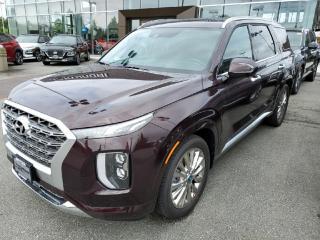 New 2020 Hyundai PALISADE Ultimate 7 Passenger for sale in Surrey, BC