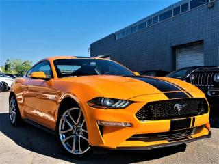 Used 2019 Ford Mustang |GT PREMIUM|HEATED VENT SEATS|BACKUP SENSORS|NAVIGATION! for sale in Brampton, ON
