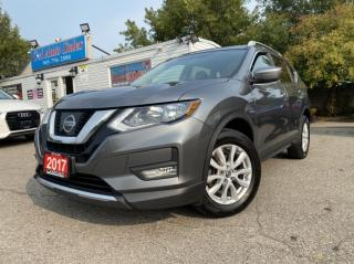 Used 2017 Nissan Rogue AWD 4dr ACCIDENT FREE ONE OWNER, PUSH START for sale in Brampton, ON