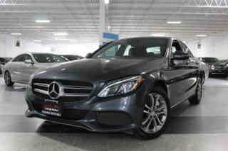Used 2016 Mercedes-Benz C-Class C300 4MATIC I HEATED SEATS I PUSH START I LEATHER I BT for sale in Mississauga, ON
