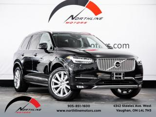 Used 2016 Volvo XC90 T6 Inscription|7 Passenger|Navigation|360 Camera|IntelliSafe for sale in Vaughan, ON