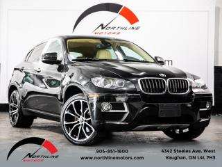 Used 2014 BMW X6 xDrive35i|Navigation|360 Camera|Executive Pkg|Sunroof for sale in Vaughan, ON
