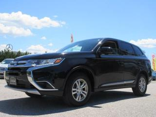 Used 2016 Mitsubishi Outlander ES ACCIDENT FREE for sale in Newmarket, ON