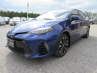 Used 2017 Toyota Corolla SE / ACCIDENT FREE for sale in Newmarket, ON