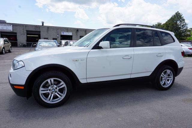 2008 BMW X3 3.0si Panoramic Roof Automatic Leather Loaded
