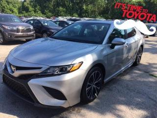New 2020 Toyota Camry SE AWD SE Upgrade for sale in Mississauga, ON