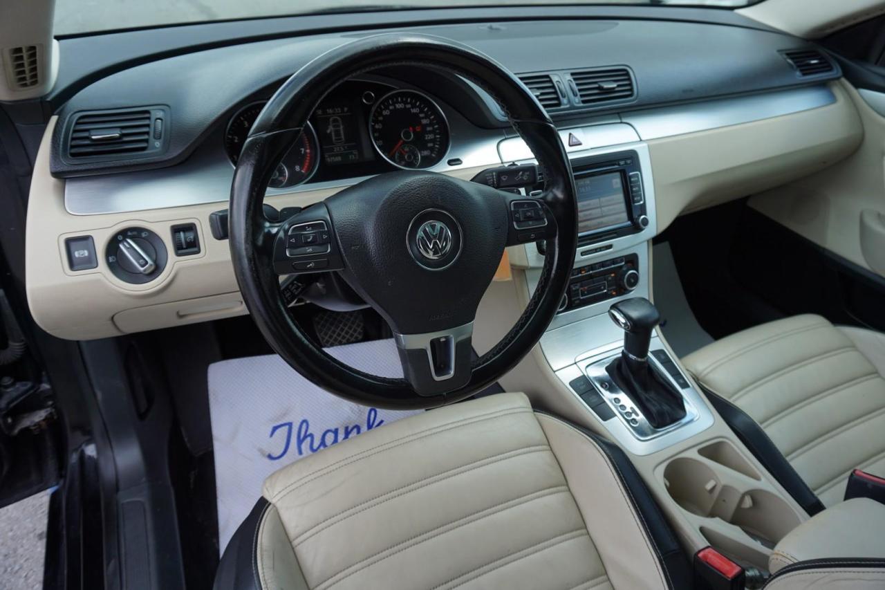 2010 Volkswagen Passat CC