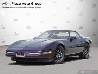 Used 1995 Chevrolet Corvette for sale in Bolton, ON
