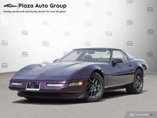 Used 1995 Chevrolet Corvette for sale in Bolton, ON