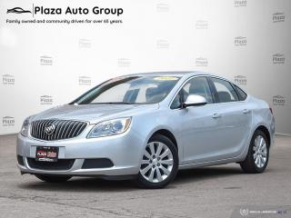 Used 2017 Buick Verano OFF LEASE | LOW MILEAGE | 7 DAY EXCHANGE for sale in Richmond Hill, ON