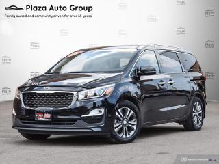 Used 2019 Kia Sedona SX+ | POWER DOORS | 7 DAY EXCHANGE for sale in Richmond Hill, ON