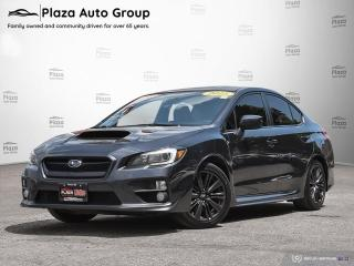 Used 2015 Subaru WRX Sport | AT | CLEAN | 7 DAY EXCHANGE for sale in Richmond Hill, ON