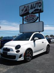 Used 2013 Fiat 500 Sport Hatchback for sale in Windsor, ON