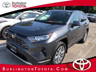 New 2020 Toyota RAV4 AWD LIMITED for sale in Burlington, ON