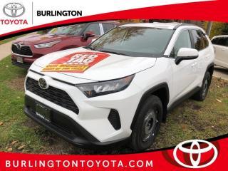 New 2020 Toyota RAV4 AWD LE for sale in Burlington, ON