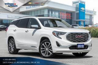 Used 2018 GMC Terrain Denali for sale in Richmond Hill, ON