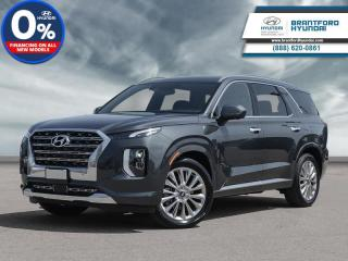 New 2020 Hyundai PALISADE Ultimate AWD 7 Pass  - Nappa Leather - $362 B/W for sale in Brantford, ON