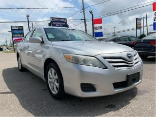 Used 2011 Toyota Camry LE v6 | Auto, A/C for sale in Caledonia, ON