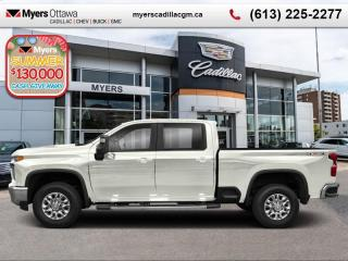 New 2020 Chevrolet Silverado 2500 HD High Country for sale in Ottawa, ON