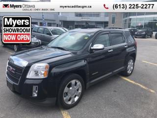 Used 2015 GMC Terrain SLE  SLE2, AWD, 3.6 V6, REAR CAMERA, NAV for sale in Ottawa, ON