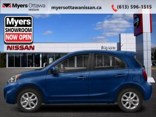 New 2019 Nissan Micra SR  - $128 B/W for sale in Ottawa, ON
