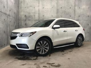 Used 2014 Acura MDX TECH GPS TV-DVD SH-AWD 290HP for sale in St-Nicolas, QC