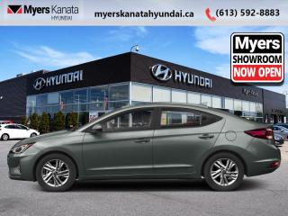 New 2020 Hyundai Elantra Preferred w/Sun & Safety Package IVT for sale in Kanata, ON