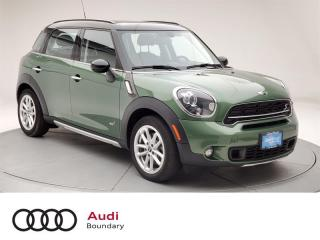 Used 2015 MINI Cooper Countryman ALL4 for sale in Burnaby, BC