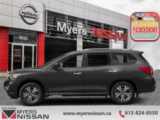 New 2020 Nissan Pathfinder SV Tech  - Navigation -  Heated Seats for sale in Orleans, ON
