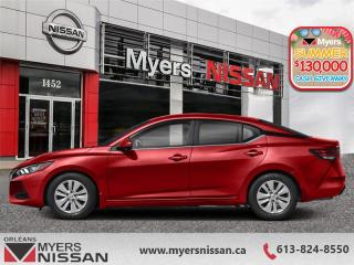 New 2020 Nissan Sentra SV CVT  - Heated Seats -  Android Auto - $150 B/W for sale in Orleans, ON
