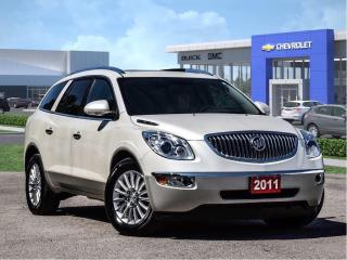 Used 2011 Buick Enclave CXL for sale in Markham, ON
