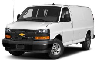 New 2020 Chevrolet Express 2500 Work Van for sale in Brampton, ON