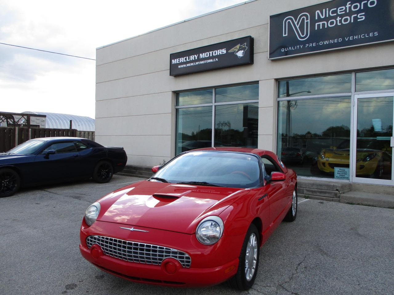 used 2002 ford thunderbird for sale in oakville, ontario carpages.ca