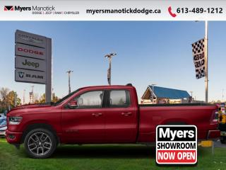New 2020 RAM 1500 Sport  -  Android Auto -  Apple CarPlay - $333 B/W for sale in Ottawa, ON