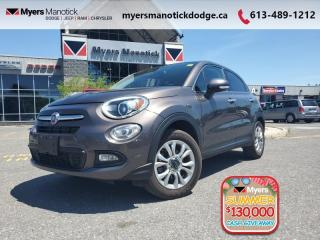 Used 2016 Fiat 500 X Lounge  - Leather Seats -  Remote Start - $142 B/W for sale in Ottawa, ON
