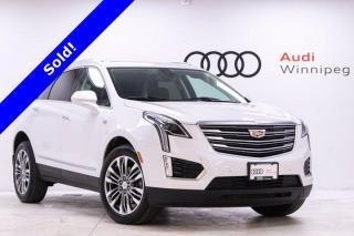 Used 2017 Cadillac XT5 Premium Luxury AWD *Local Trade* for sale in Winnipeg, MB