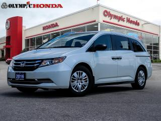 Used 2016 Honda Odyssey for sale in Guelph, ON