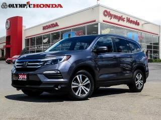 Used 2016 Honda Pilot EX-L NAVI for sale in Guelph, ON