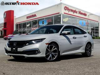 Used 2019 Honda Civic Touring for sale in Guelph, ON