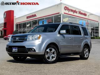 Used 2015 Honda Pilot EX-L for sale in Guelph, ON