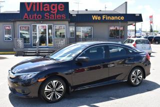 Used 2016 Honda Civic EX-T Sun Roof! Back-Up Camera! Bluetooth! for sale in Saskatoon, SK