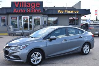 Used 2018 Chevrolet Cruze LT Auto Back-Up Camera! Sun Roof! Bluetooth! for sale in Saskatoon, SK