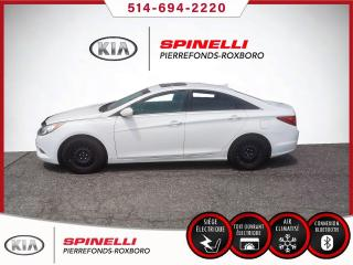 Used 2013 Hyundai Sonata GLS 8 PNEUS for sale in Montréal, QC
